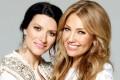 Thalía y Laura grabaron el video del tema 'Sino a ti'